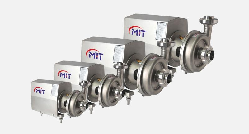 Хигиенни центробежни помпи MIT