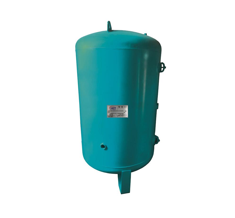 Резервоари за сгъстен въздух MIT 2